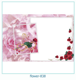 flower Photo frame 838