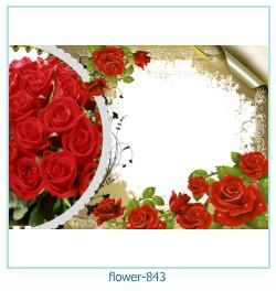 Blume Fotorahmen 843