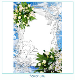flower Photo frame 846