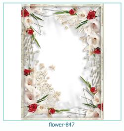 Blume Fotorahmen 847