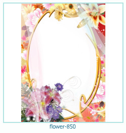 flower Photo frame 850