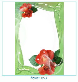 flower Photo frame 853