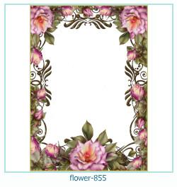 fleur Cadre photo 855
