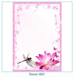 Blume Fotorahmen 864