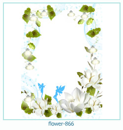 flower Photo frame 866
