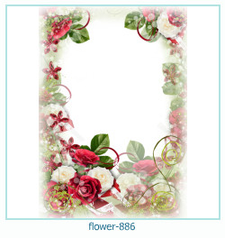 flower Photo frame 886