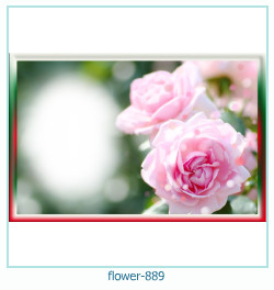 flower Photo frame 889
