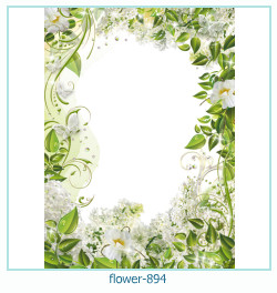 flower Photo frame 894