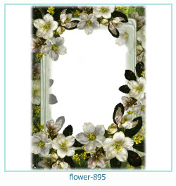 flower Photo frame 895
