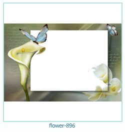 flower Photo frame 896