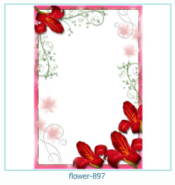 flower Photo frame 897