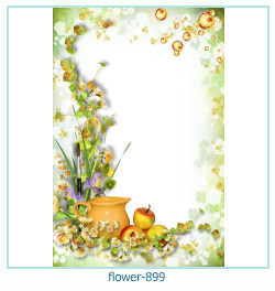 flower Photo frame 899