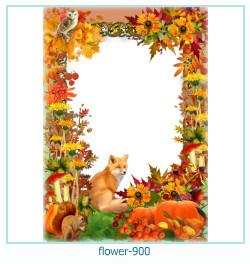 Blume Fotorahmen 900