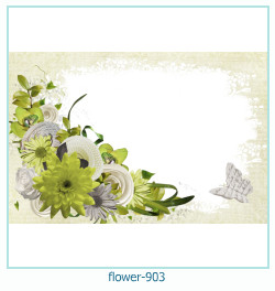 flower Photo frame 903