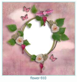 Blume Fotorahmen 910