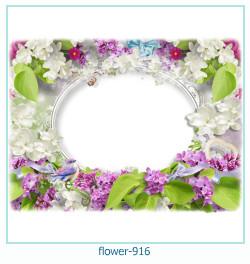 Blume Fotorahmen 916