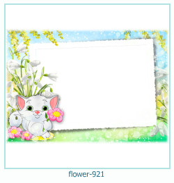 flower Photo frame 921