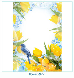 flower Photo frame 922