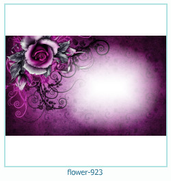 flower Photo frame 923