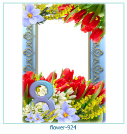 flower Photo frame 924