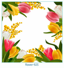 flower Photo frame 925