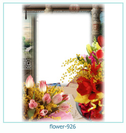 flower Photo frame 926