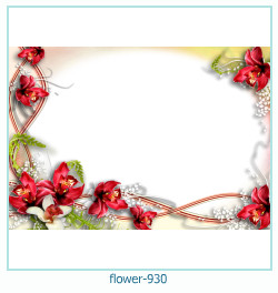 flower Photo frame 930