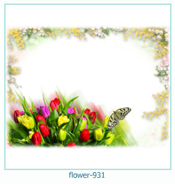 flower Photo frame 931