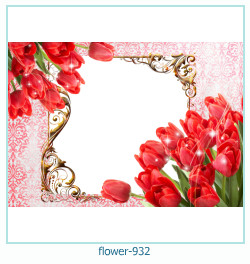 flower Photo frame 932