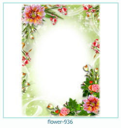 flower Photo frame 936