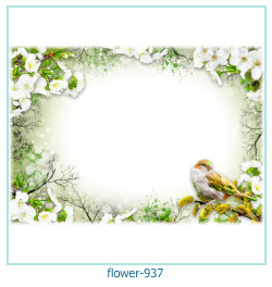 flower Photo frame 937