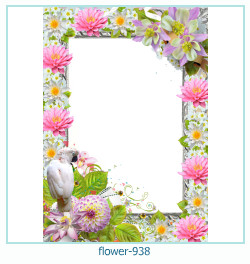 flower Photo frame 938