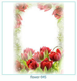 flower Photo frame 945