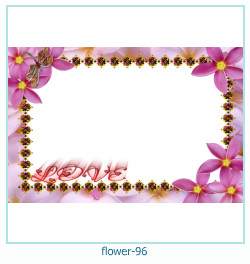 flower Photo frame 96