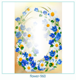 flower Photo frame 960