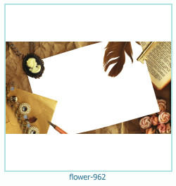 flower Photo frame 962