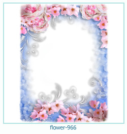 flower Photo frame 966