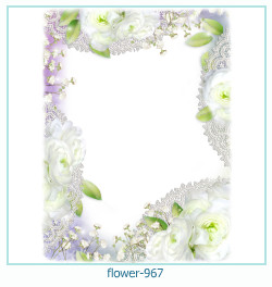 flower Photo frame 967