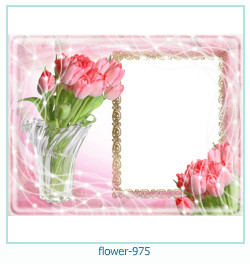 flower Photo frame 975