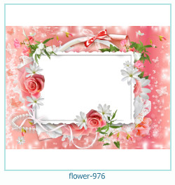 flower Photo frame 976