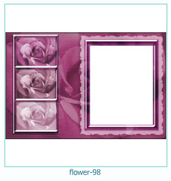 flower Photo frame 98