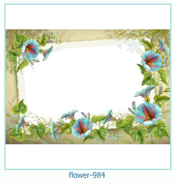 flower Photo frame 984