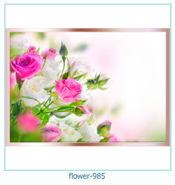 flower Photo frame 985