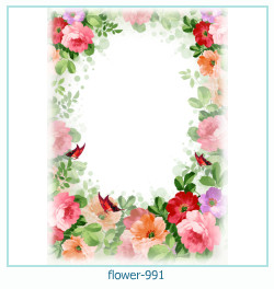 flower Photo frame 991