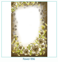 flower Photo frame 996