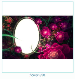 flower Photo frame 998
