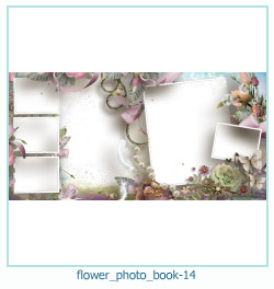 Flower  photo books 14