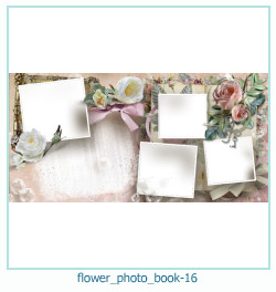 Flower  photo books 16