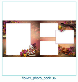 Flower  photo books 36