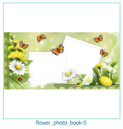 Flower  photo books 5